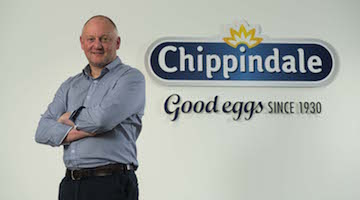 Nick Chippindale Chippindale Foods Flaxby
